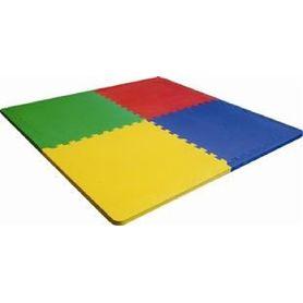 Jolly Kidz EVA Playmat Multi Colour 4 Pack