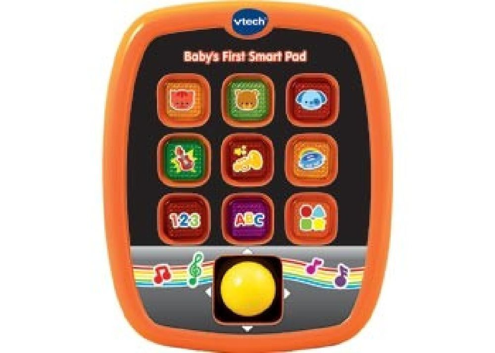 Vtech Tiny Touch Tablet image 0
