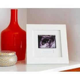 Baby Made Ultrasound Frame