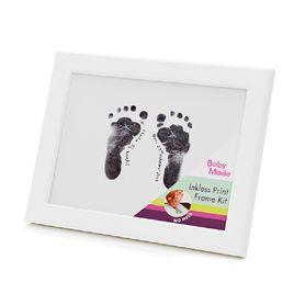 Baby Made Inkless Print Frame White White