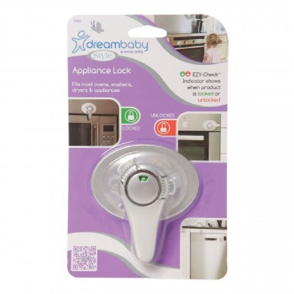 Dreambaby Swivel Appliance Lock With Ezy Check image 0