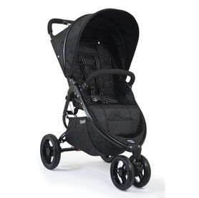 Valco Baby Snap Black Beauty 3 Wheel Stroller