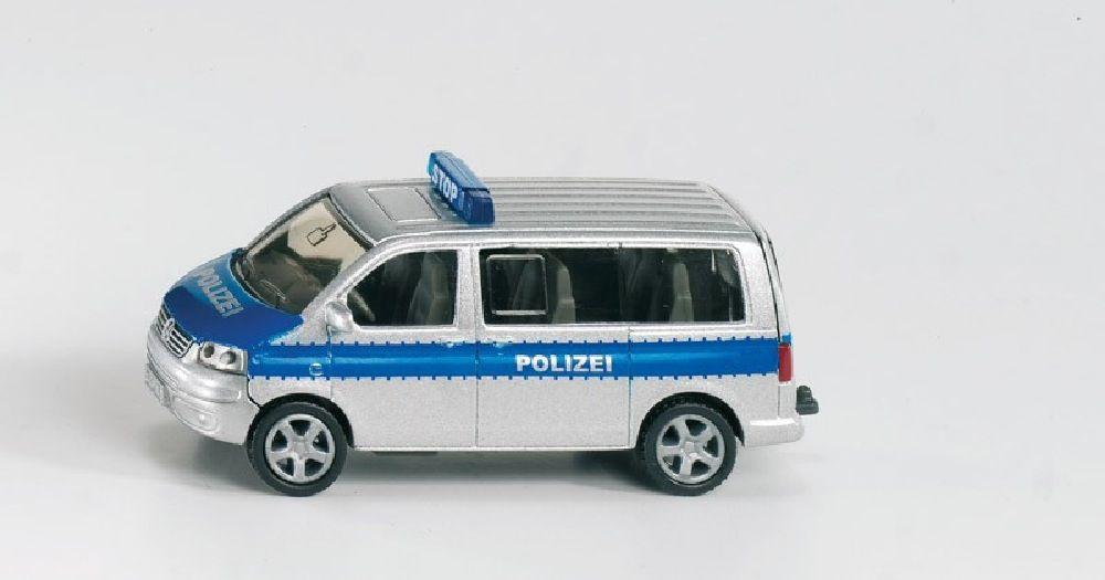 Siku Police Team Van image 0
