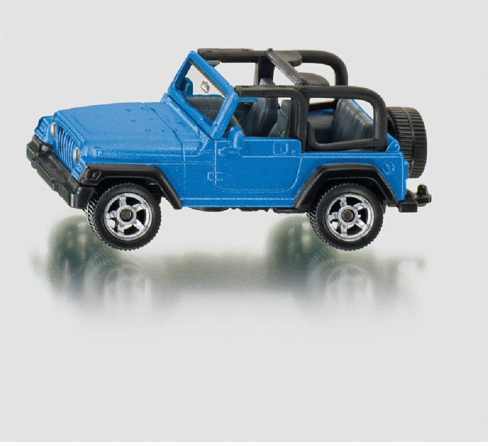 Siku Jeep Wrangler image 0