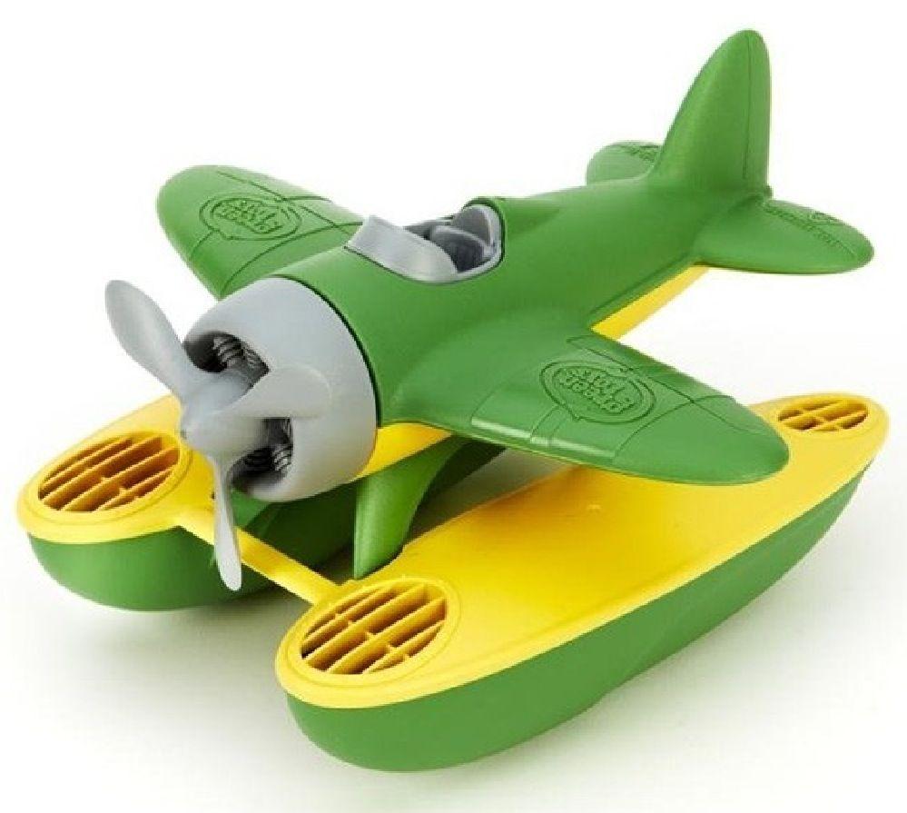 Green Toys Seaplane Green image 0