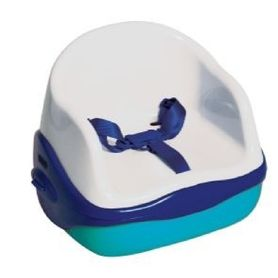Roger Armstrong Step Stool Booster Seat - Blue/White