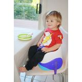 Roger Armstrong Step Stool Booster Seat - Blue/White image 1