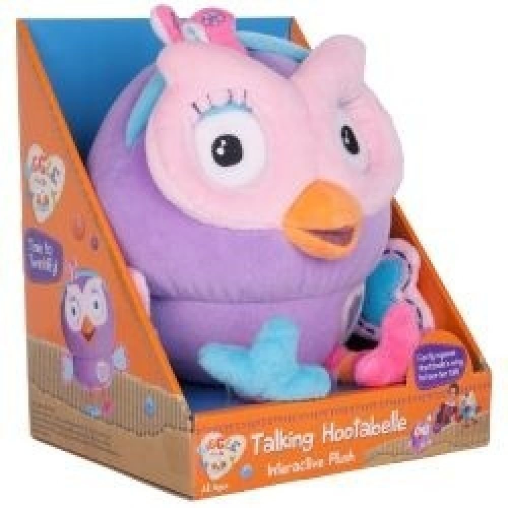 Giggle And Hoot Talking Hootabelle 16cm image 0