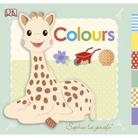 Sophie La Girafe Colours Board