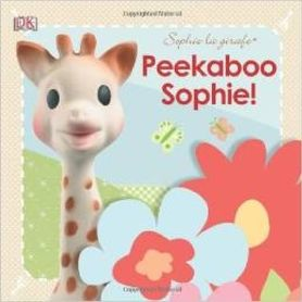 Sophie La Girafe Peekaboo Sophie!!