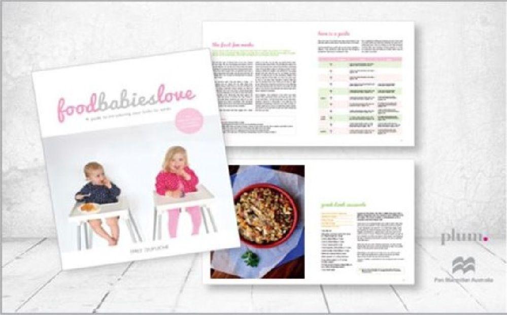 Book Food Babies Love