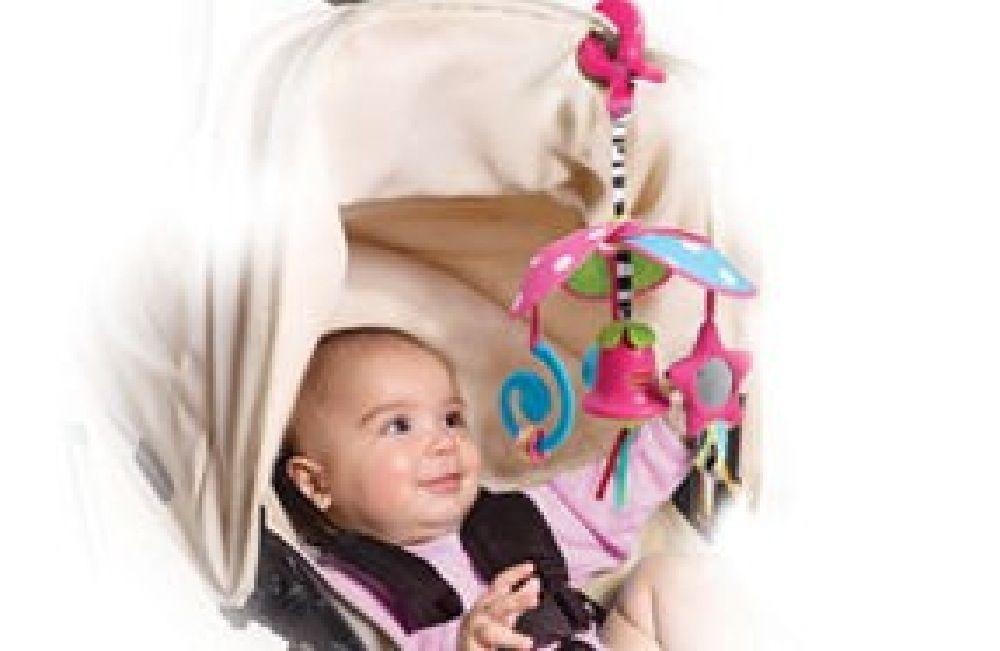 Tiny Love Pack & Go Mobile Princess image 0