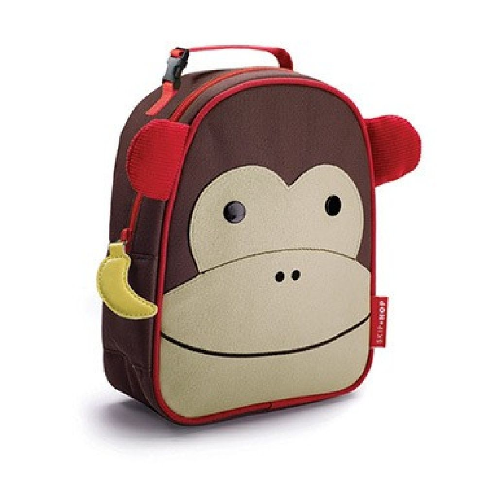 Skip Hop Zoo Lunchies Monkey