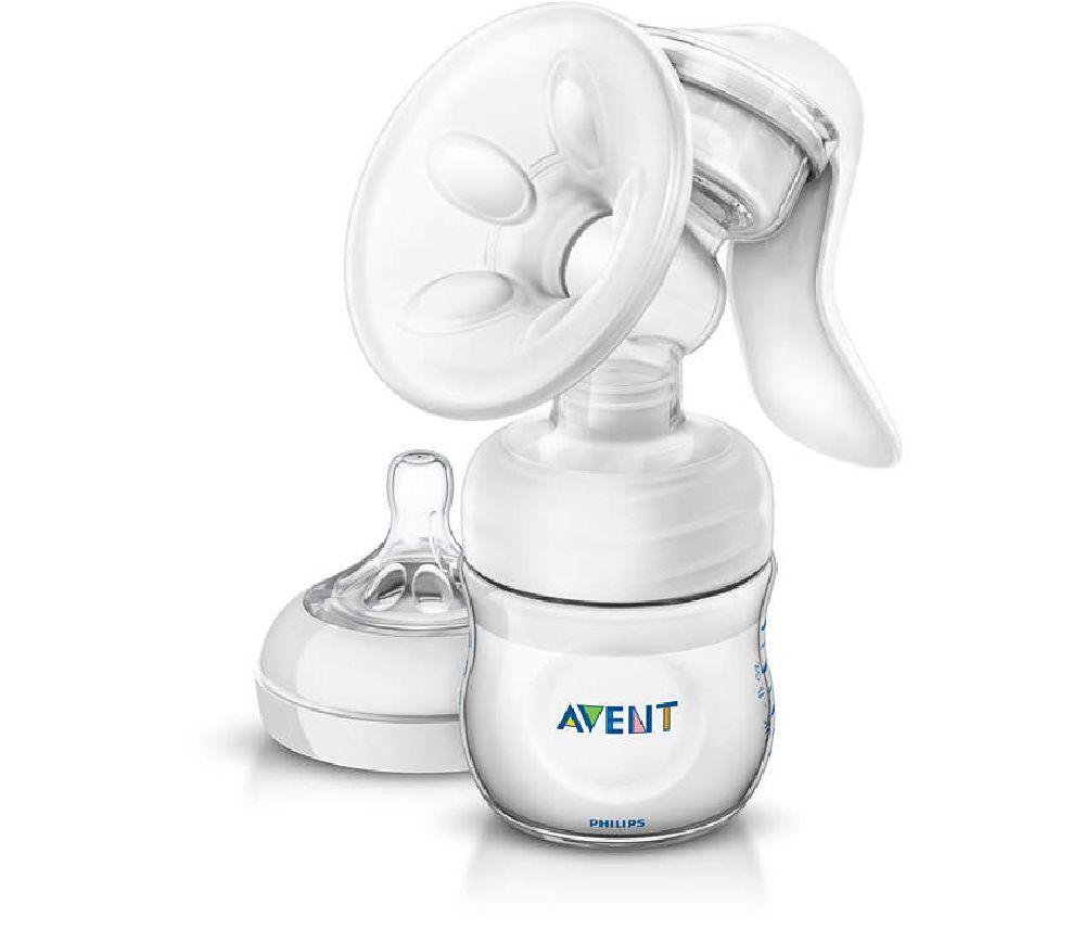 Avent Manual Comfort Breast Pump