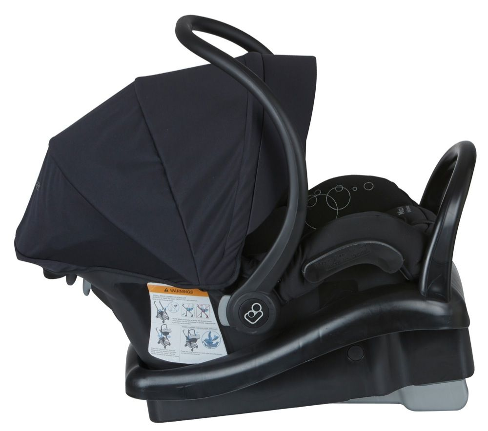 Maxi Cosi Mico AP Infant Carrier Devoted Black image 1
