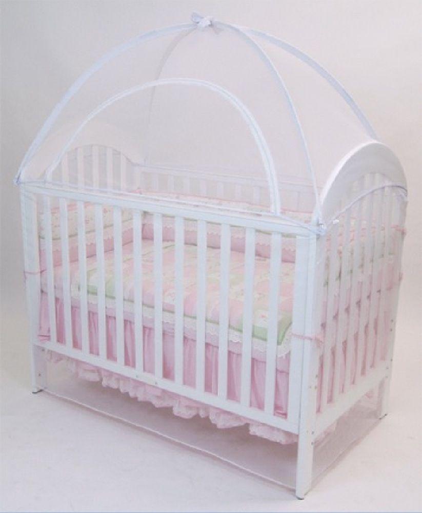 Babyhood Canopy Net Jumbo White