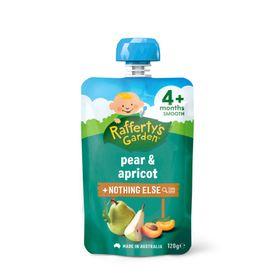 Raffertys Pear / Apricot 120G