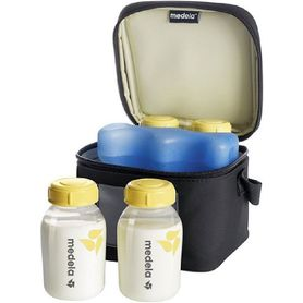 Medela Cooler Bag & Bottle Pack