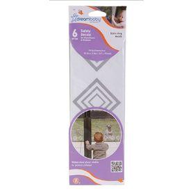 Dreambaby Sliding Glass Door Safety Decals 6pk