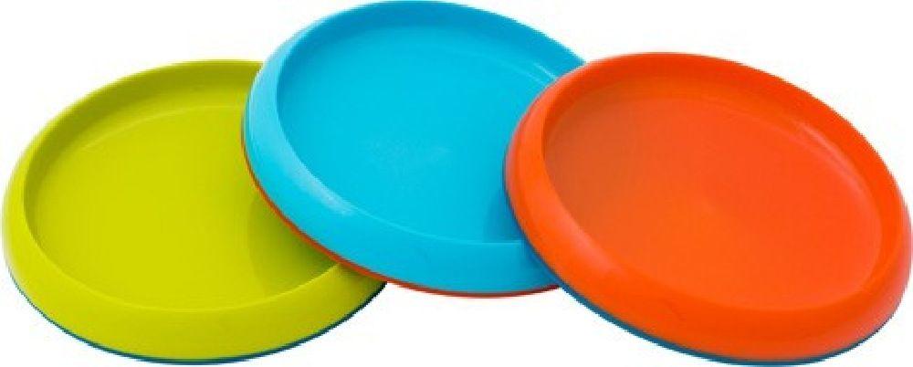 Boon Plate 3 Pk Boy Blue / Orange / Green