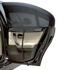 Outlook Auto Round Shade Twin Pack