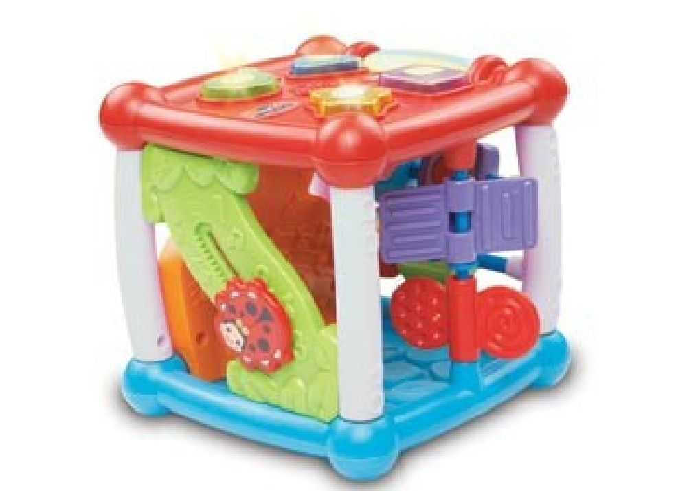 Vtech Turn And Learn Cube image 0