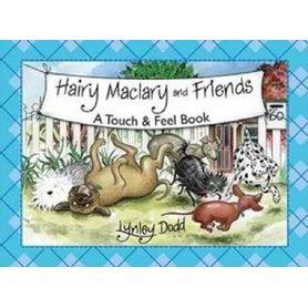 Book Hairy Maclary & Friends Board
