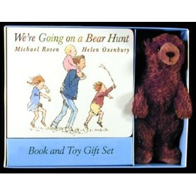 Book Going On A Bear Hunt Gift Set