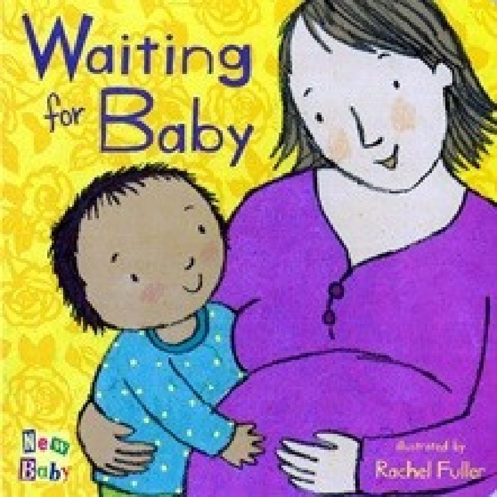 Book Waiting For Baby Board image 0