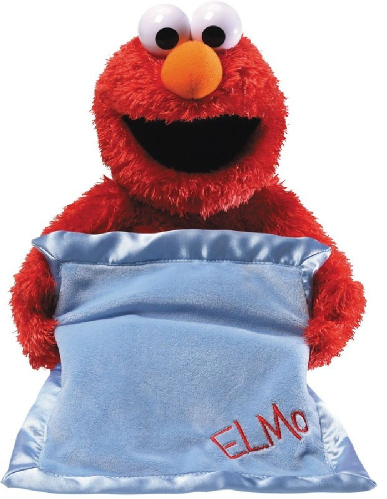 Sesame Street Peek A Boo Elmo image 0