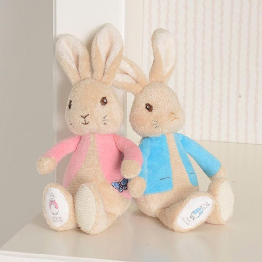 Beatrix Potter Peter Rabbit Or Flopsy Bean Rattle Assorted image 1