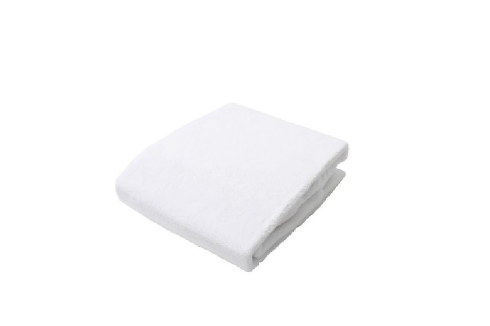 4Baby Change Pad Cover White image 0