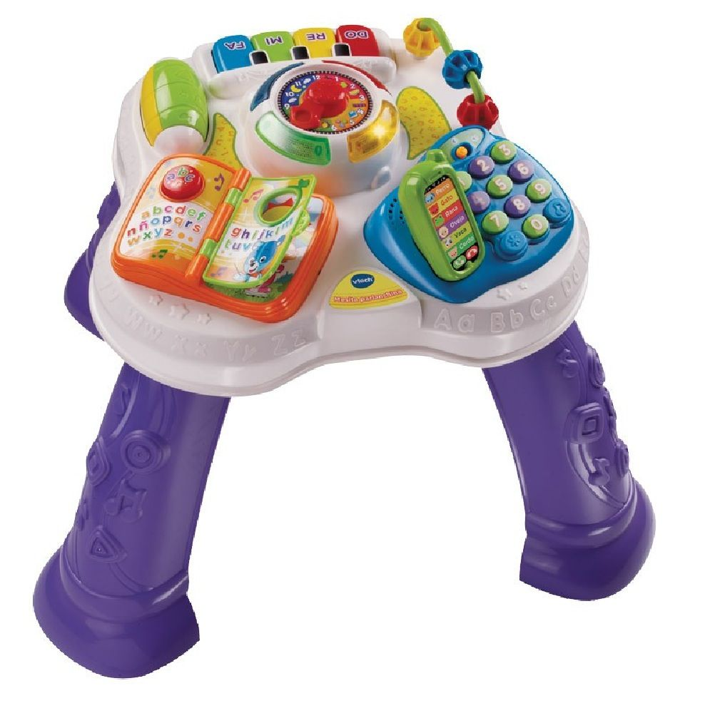 Vtech Play & Learn Activity Table image 1