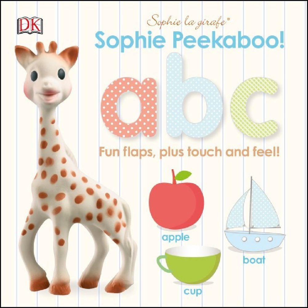 Sofie La Girafe Peekaboo! ABC image 0
