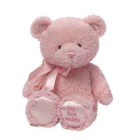 Baby Gund My First Teddy 25cm Pink
